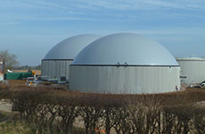 Biogasanlage Spridlington & Wymondham (United Kingdom)